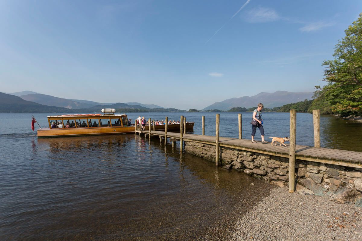Ashness Gate Jetty