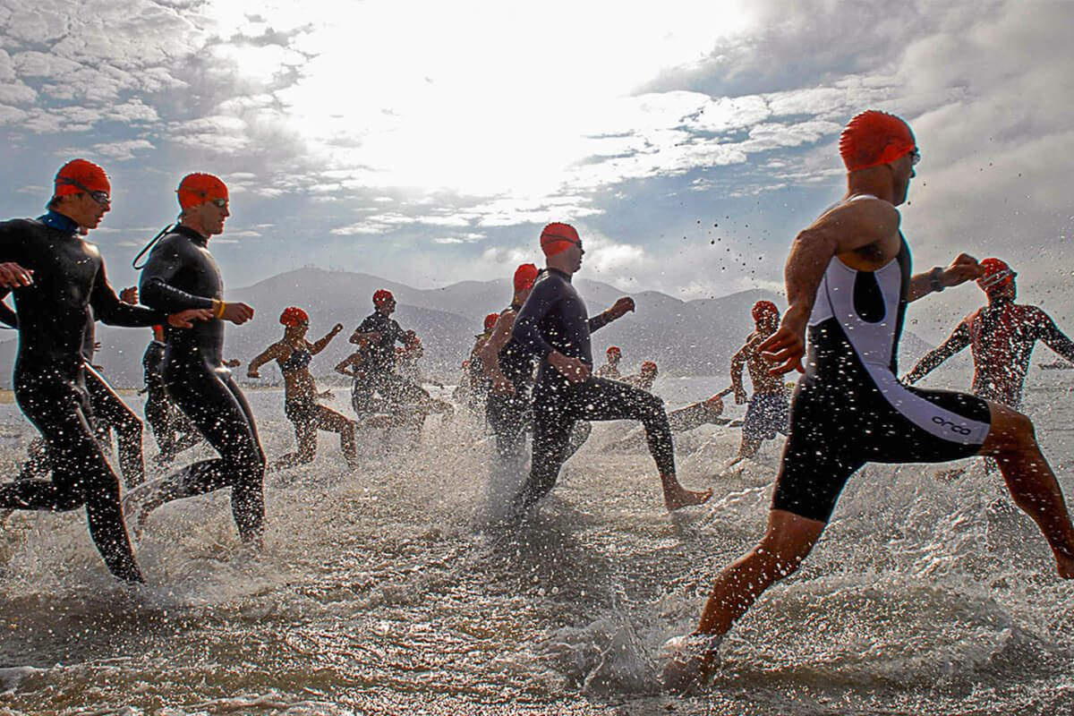 The Lakesman Triathlon