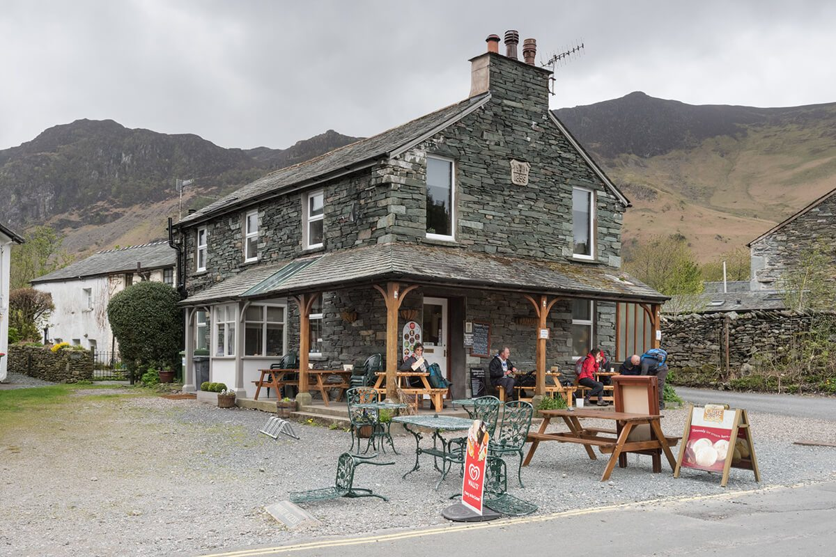 Grange Cafe Borrowdale