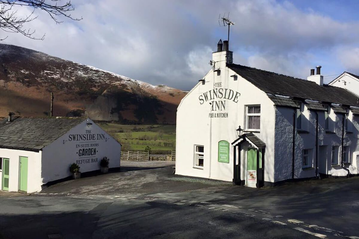 The Swinside Inn, Newlands Valley