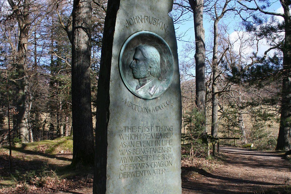 John Ruskin Memorial Keswick