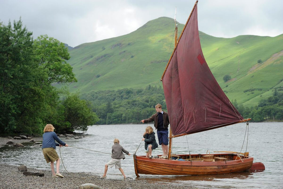 Swallows and Amazons Derwentwater